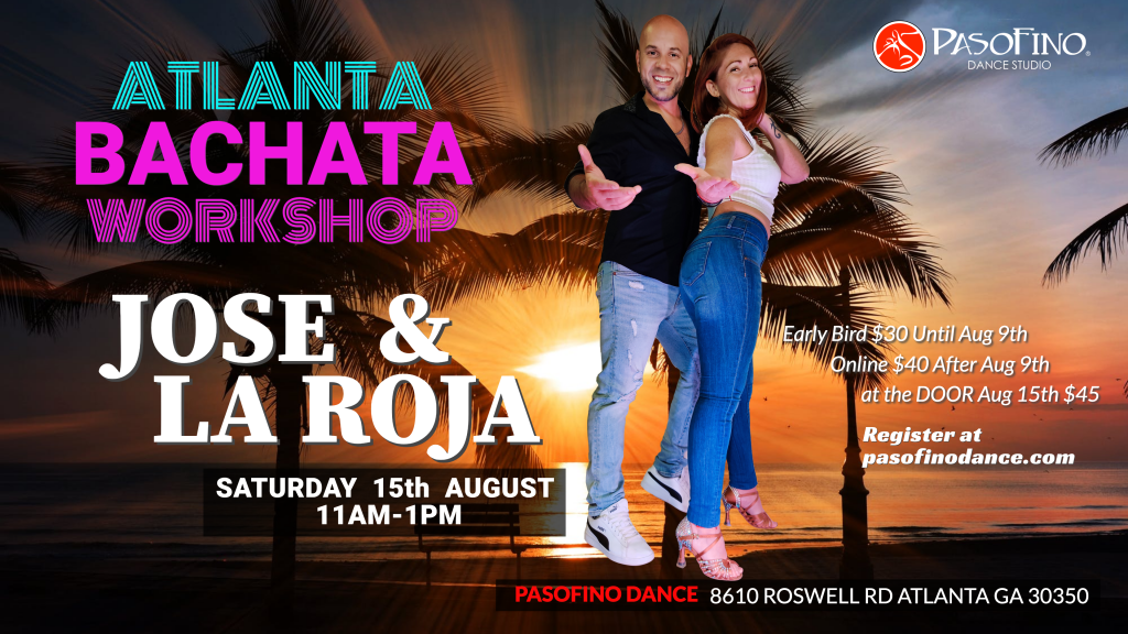 Bachata Workshop Atlanta